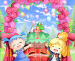 Animal Crossing: Pocket Camp 1st anniversary