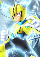 Fuse Man by AlcyoneAX