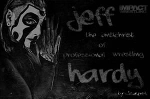 Jeff Hardy- Antichrist by Scarponi