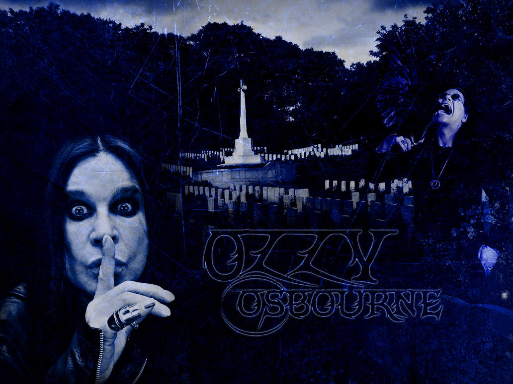 Ozzy Osbourne Wallpaper By Scarponi