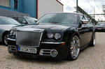 Chrysler 300C front