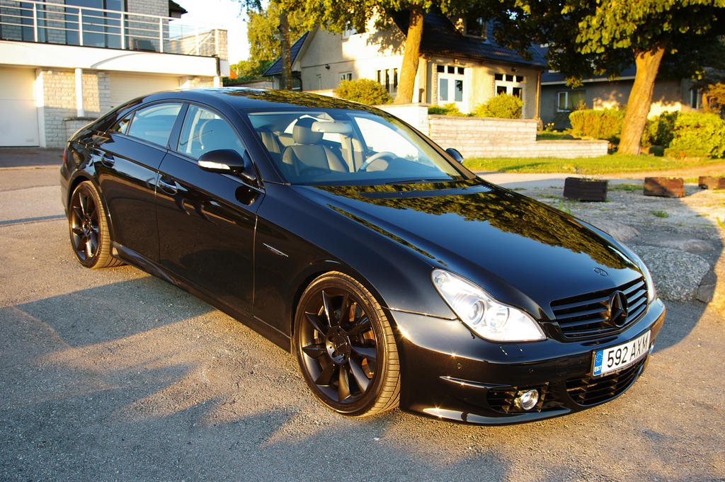 Mercedes benz cls 500 c219 by shadowphotography on deviantart for 2009 mercedes benz cls 500