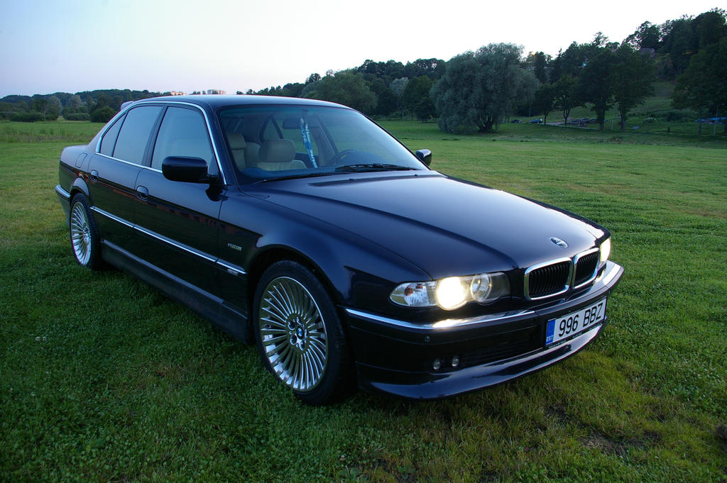 Bmw E38 730d Project 716 From Est Many Pics