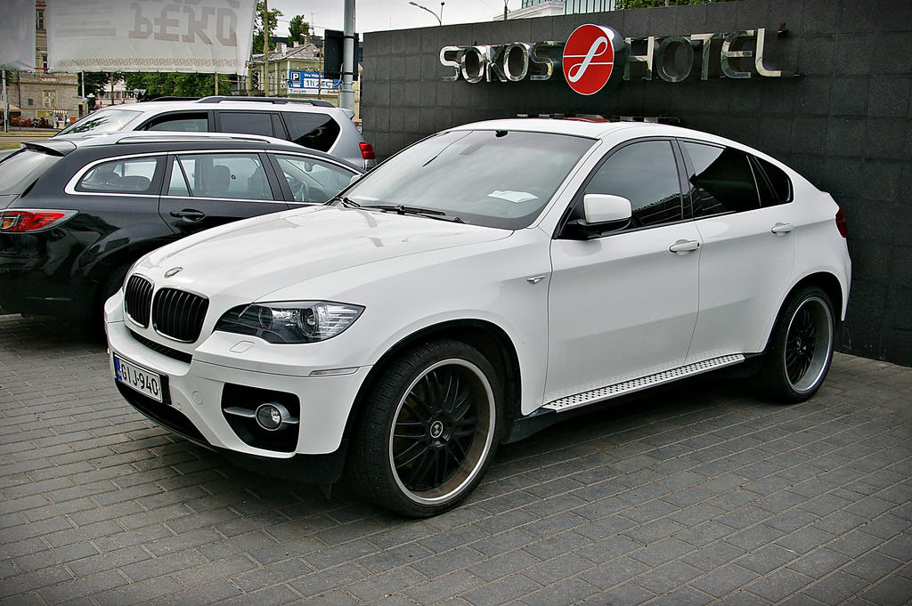 Bmw X6 White Ii By Shadowphotography On Deviantart