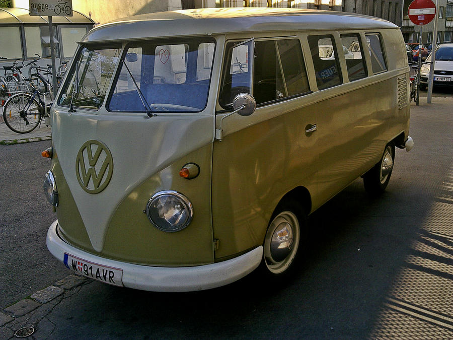 VW Bus T1 by ShadowPhotography