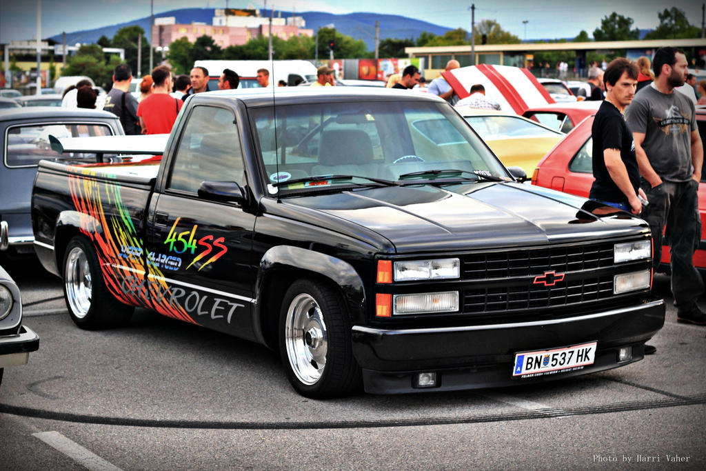 1990 Chevy 454 SS by ShadowPhotography on DeviantArt
