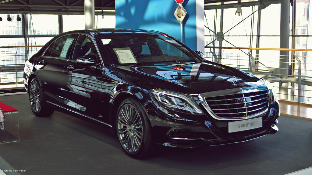 Mercedes benz s400 hybrid by shadowphotography on deviantart for 2013 mercedes benz s400 hybrid