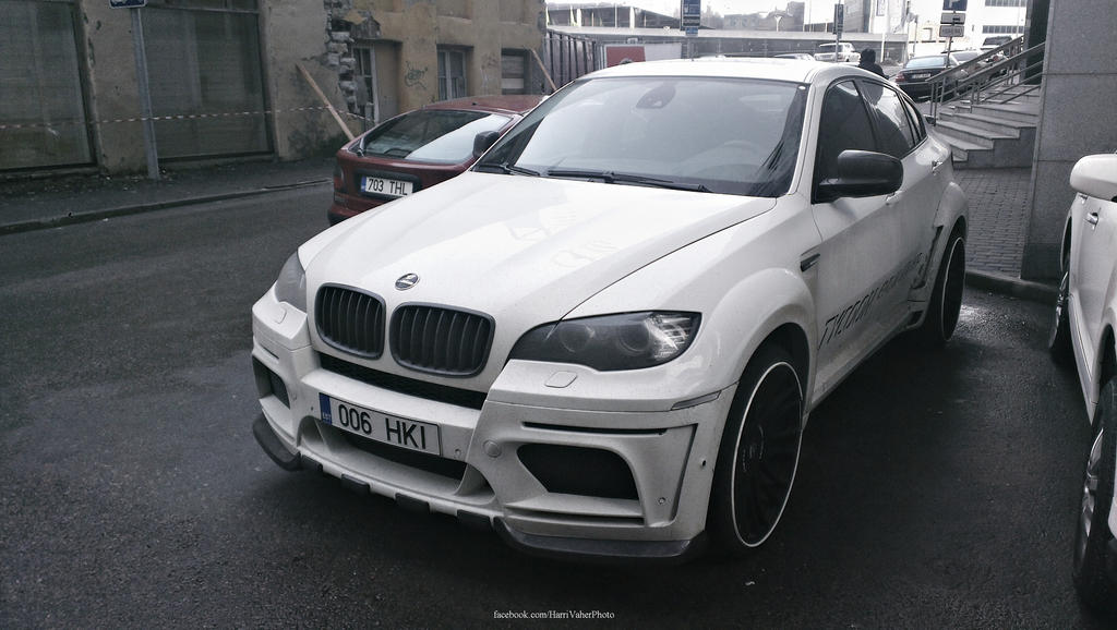 Bmw X6m Hamann Tycoon Evo M 670hp By Shadowphotography On Deviantart