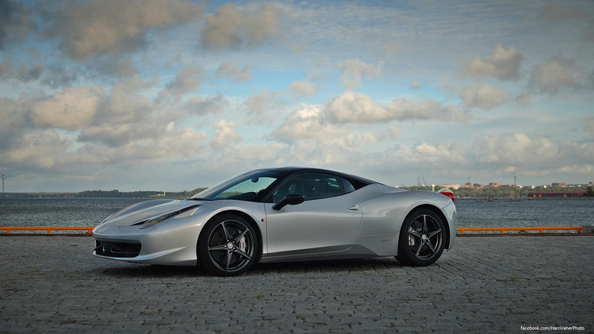 Ferrari 458 Italia by ShadowPhotography