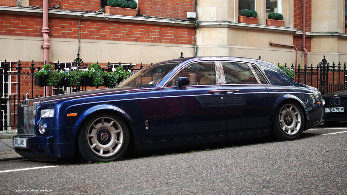 Rolls-Royce Phantom by ShadowPhotography