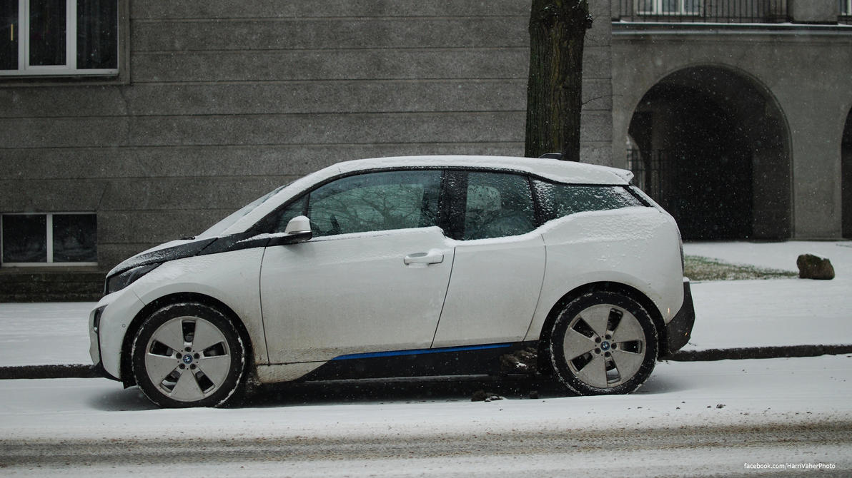BMW I3 by ShadowPhotography