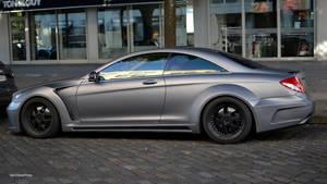 Mercedes-Benz CL500 Prior Design