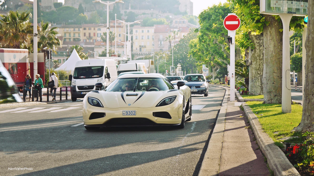 Koenigsegg Agera R by ShadowPhotography