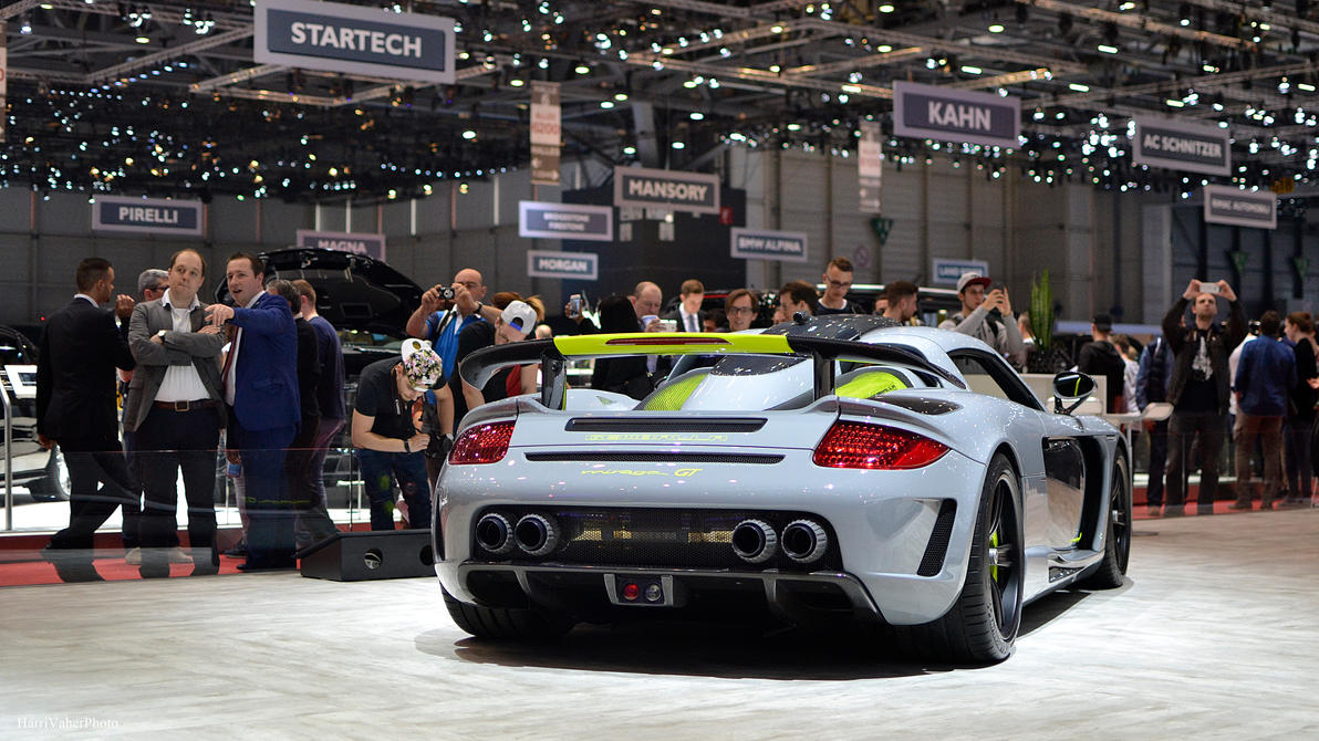 Mirage GT by ShadowPhotography