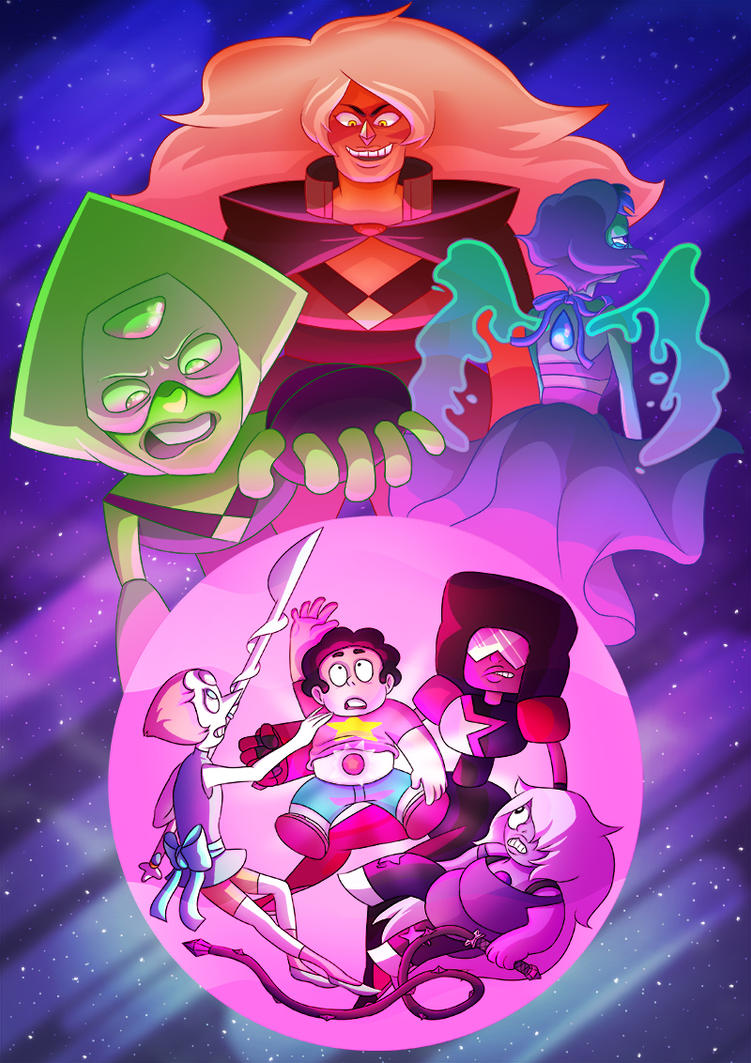 Believe in Steven by beffles
