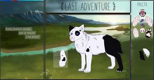  Last Adventure  Polnoc  nowy wilk w stadzie by JustRavcia