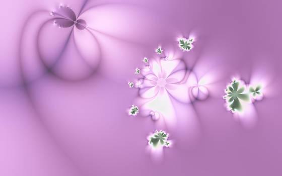 falling flower
