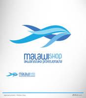MalawiShop - logotype by Ahelor
