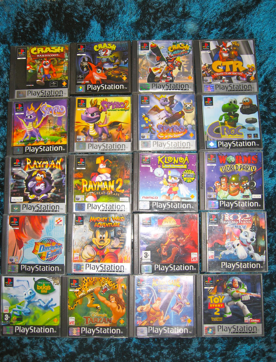Disney Games For Ps3 : Ps game collection by mizukiimoon on deviantart