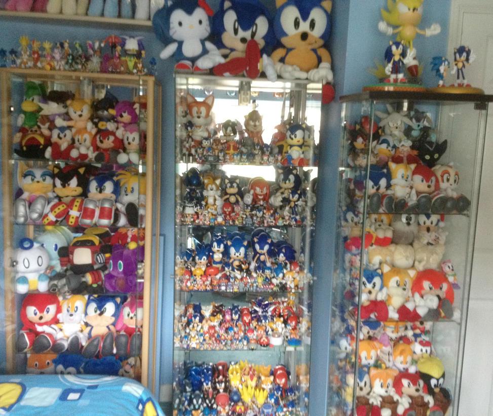 My Sonic Collection 2014 by MizukiiMoon