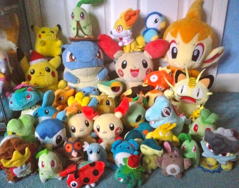 Recent Pokemon Gets by MizukiiMoon