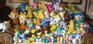 HUGE Pokemon Assortment