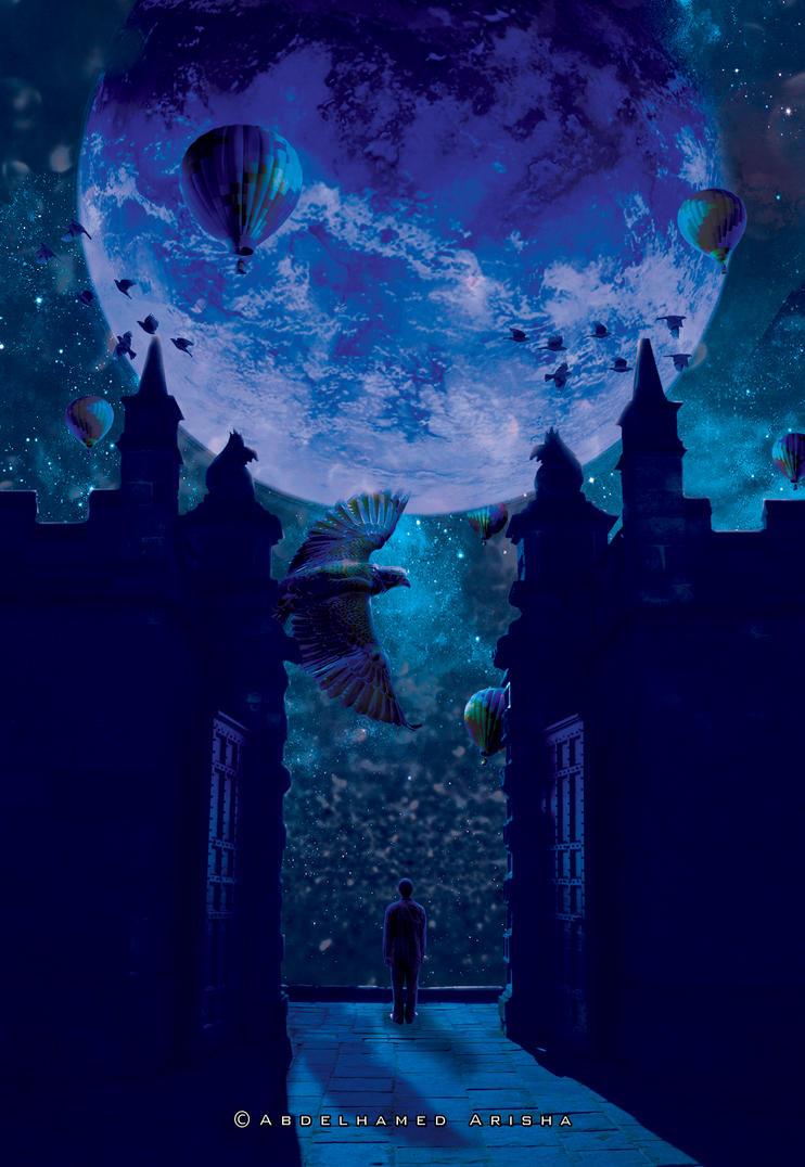 Dreamer by AbdelhamedArisha