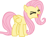 Fluttershy yay First Vector