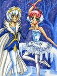Dancing in a Winter Wonderland