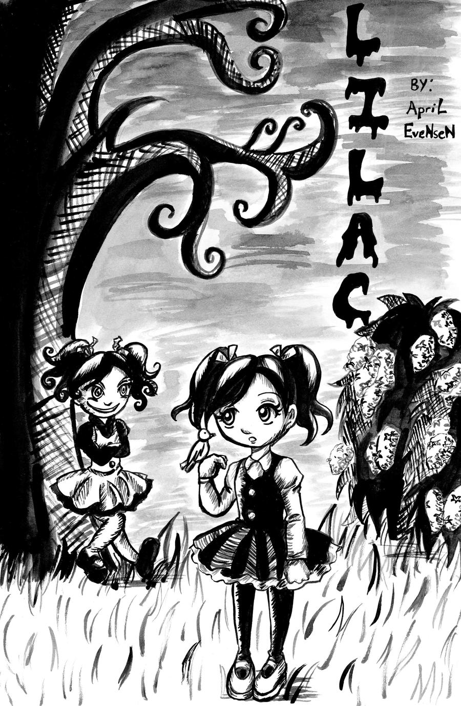 Lilac cover by Tamao