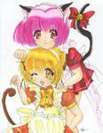 Ichigo and Pudding