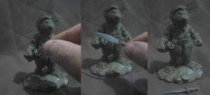 Bilbo Baggins 2 (the surprise) by waywardchangeling