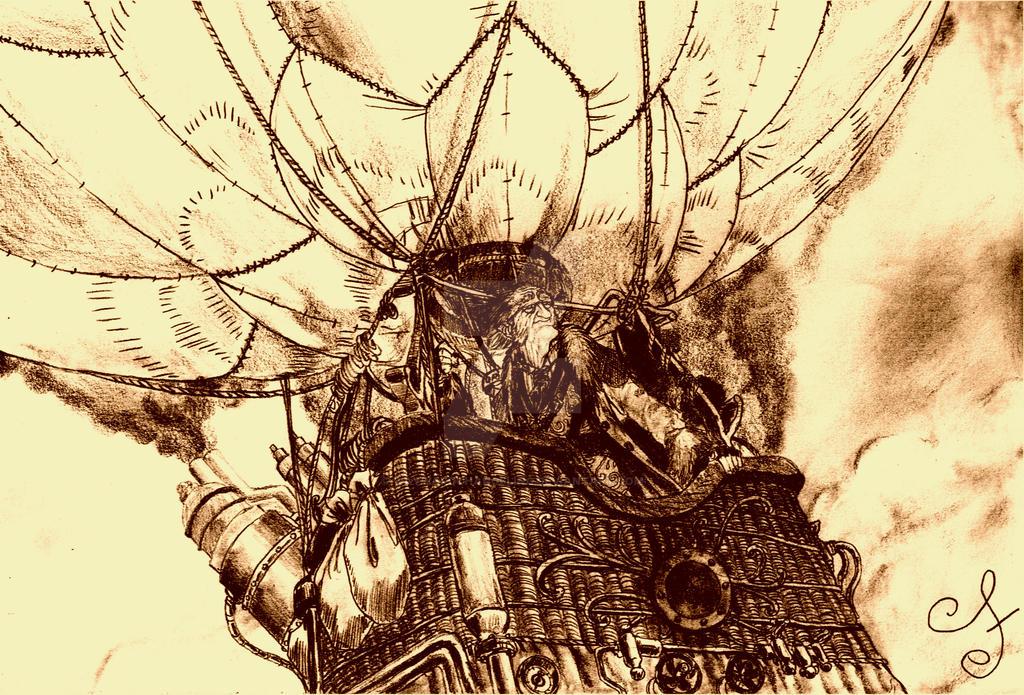 Brasiliana Steampunk - Conclusion by waywardchangeling