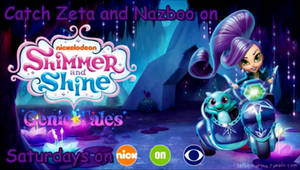 Shimmer and Shine Genie Tales Nick on CBS2