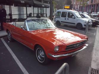 60's Mustang by xxxMakixxx