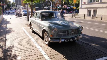 Volvo Amazon in Varsovia by xxxMakixxx