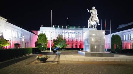 Presidential Palace / Palacio Presidencial by xxxMakixxx