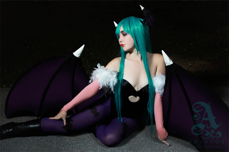 Morrigan by Arjayos