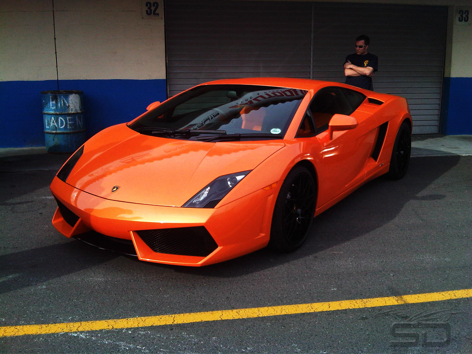 ... Lamborghini Gallardo LP560 4 By Matkeevog