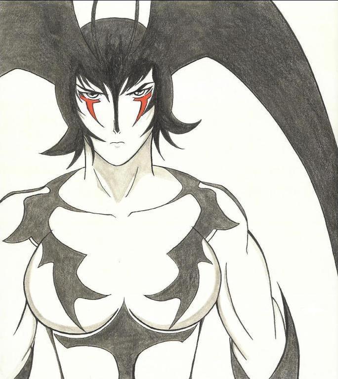 Devil Lady By Darkfighter000 On DeviantArt