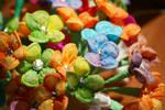 Hand-Made Spring Flowers III