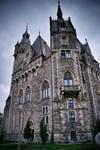 Moszna Castle .2