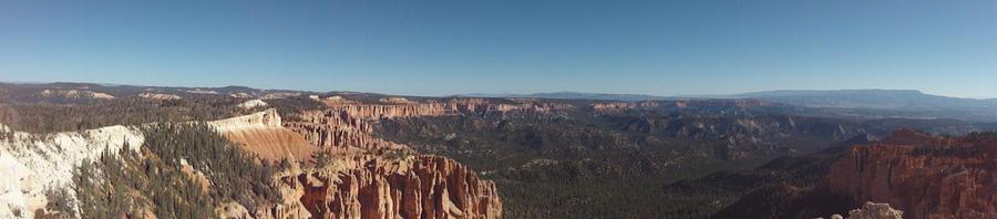 Bryce Canyon Panorama by vchen92