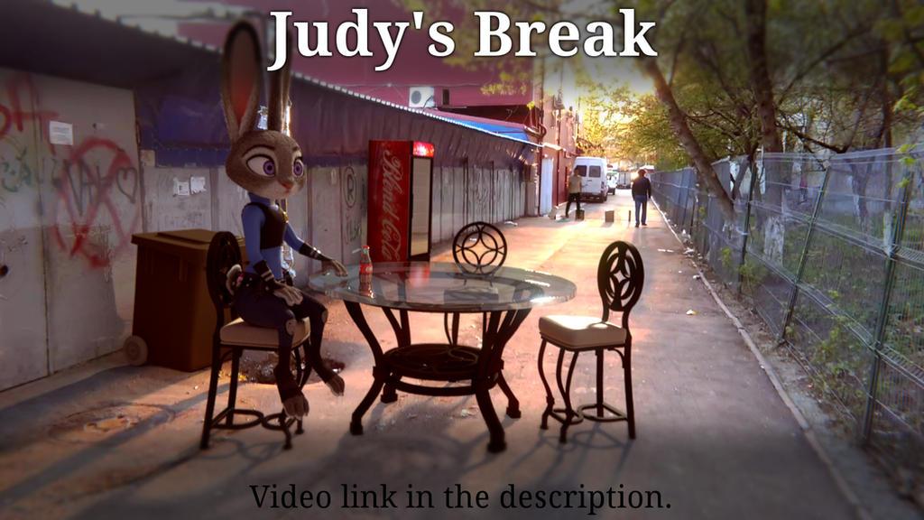 [video] Judy's Break by MirceaKitsune
