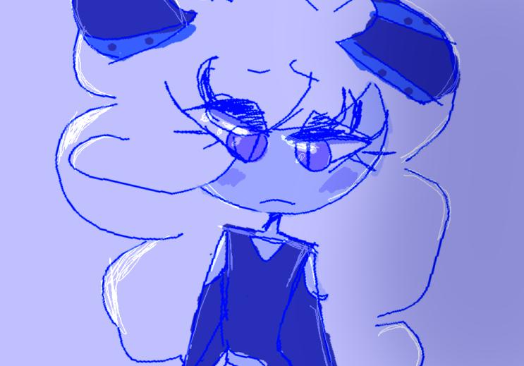 dd sad clone girl in a sad clone world by TheUnfurled