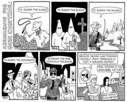 Arguments For Gun Control by RednBlackSalamander