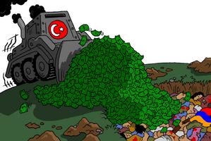 Burying the Evidence by RednBlackSalamander