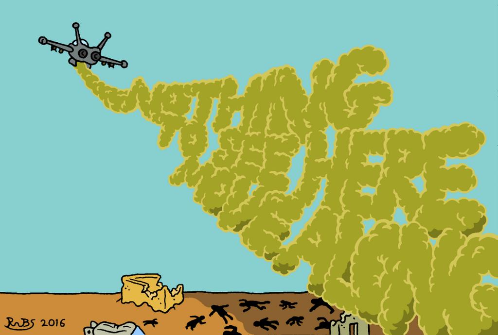 Aerial Dispersal by RednBlackSalamander