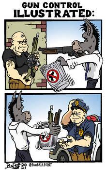 Gun Control Illustrated