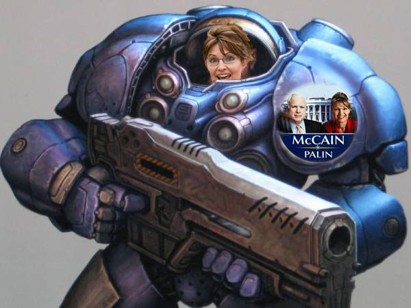 Sarah The Space Marine by purplet929